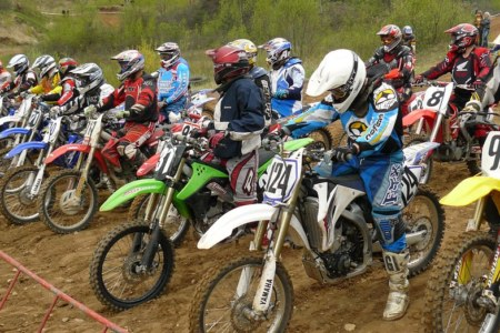 Mostovik cross-country motorcycle race