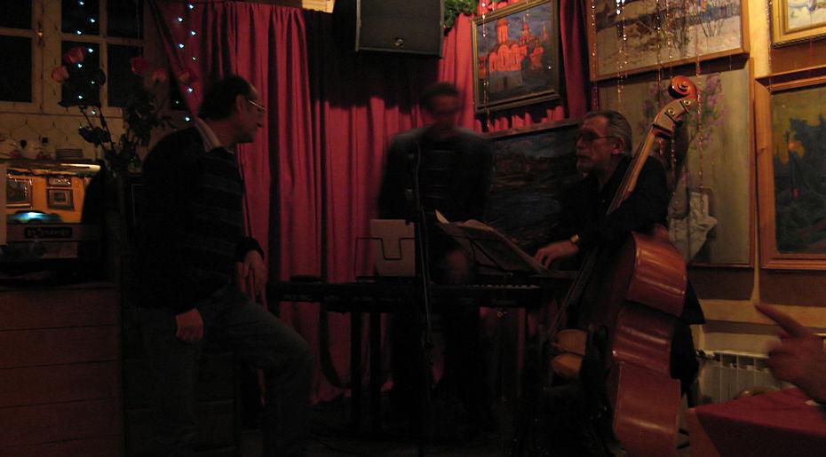 Jazz night: this Thurdsay, Dec 17th
