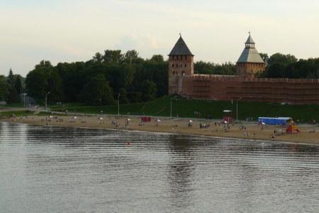 Волейбол-на-Волхове