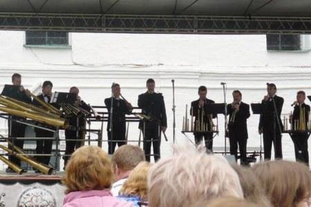 Russian horn cappella