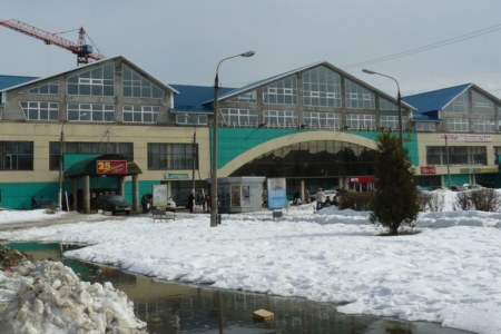 Shopping centre, Khotkovo