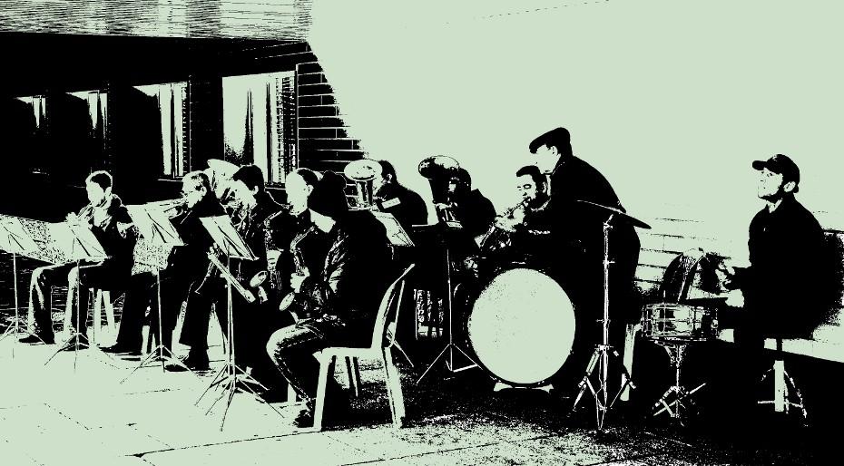 краснозаводск, оркестр