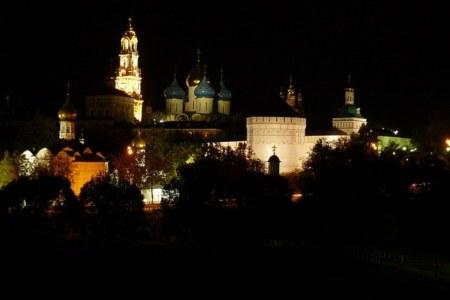 Trinity-Sergius Monastery bells