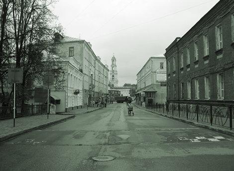 Улица Карла Маркса, Сергиев Посад