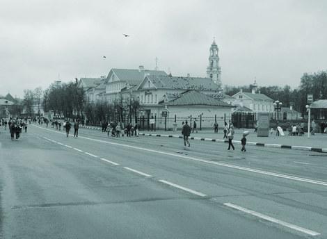 Проспект Красной Армии, Сергиев Посад