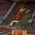Misha The Bear, the 1980 Olympics mascot
