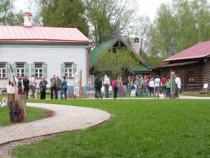 Abramtsevo Museum Night