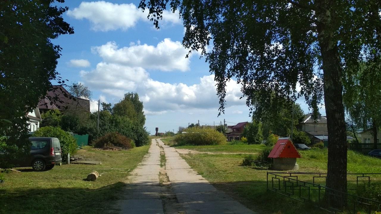 sharapovo,street